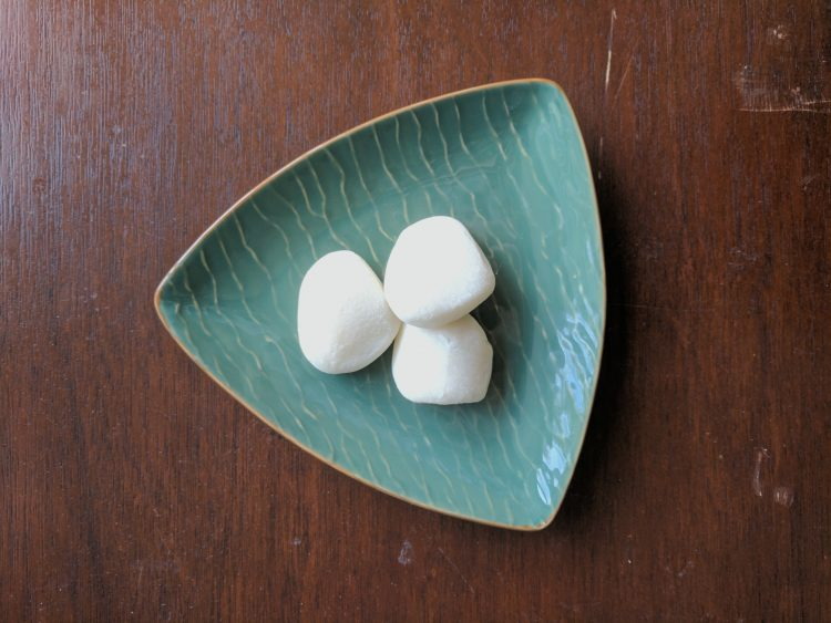 mochi before being prepared