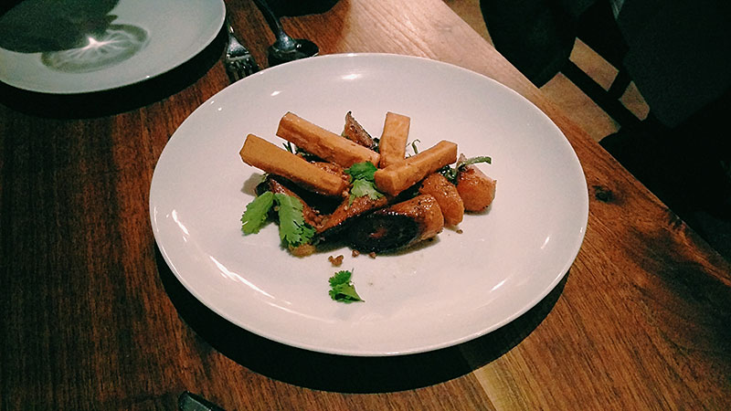 Carrots at Salare