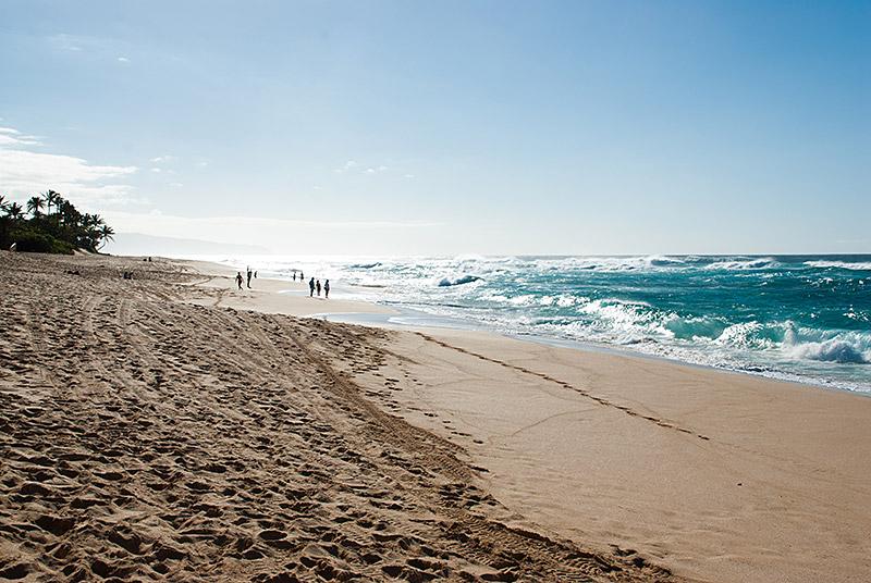 Sunset Beach, O'ahu